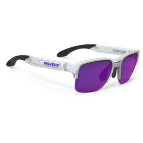 Rudy Project Spinair 58 Sunglasses Ice Matte - RP Optics Multilaser Violet